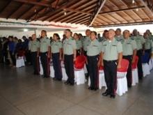 Policía Municipal Polipiar celebró su IX Aniversario
