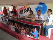"""El alcalde Gustavo Muñiz """"se instalarán 5 mil bombillos ahorradores en Upata"""""""