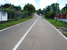 Mil 326 toneladas de asfalto se aplica
