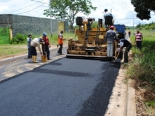 La Alcaldía de Piar beneficia al sector universitario con el asfaltado.