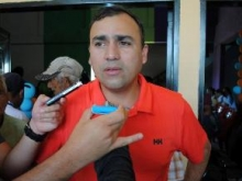 … El Alcalde Gustavo Muñiz anunció el asfaltado por la Gobernación del estado Bolívar.