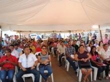 El programa radial se realizó desde la calle Sucre del sector Libertador.