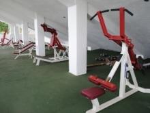 Equipos para realizar gimnasia ya están disponibles