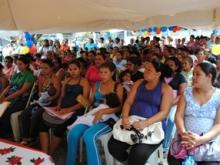 El registro de la Gran Misión Hijos de Venezuela  se dio inicio en Upata.