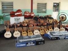 Fosjiu adquiere instrumento gracias al aporte del colectivo upatense