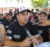 El alcalde Gustavo Muñiz invito a disfrutar de los Carnavales 2012