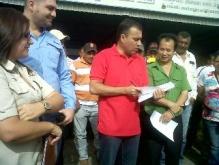 Alcaldía continúa entregando permisos para construir nuevas obras en Upata