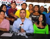 Alcalde Gustavo Muñiz anunció que no participará en elecciones internas del Psuv