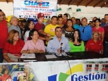 Afirmó Muñiz que continuará apoyando la Revolución Bolivariana