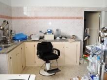 Área de laboratorio.
