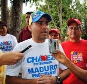 Alcalde Gustavo Muñiz destacó los logros en Cunaviche