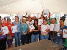 19 proyectos entrego Gobernación de Bolívar