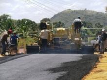 Gobierno invierte más de 300 mil bolívares en acondicionamiento de la vía