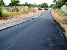 Continúa rehabilitación de calles y avenidas de Upata