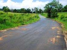 Alcaldía de Piar recupera vía de acceso en sector rural El Buey