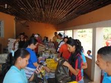Misión Mercal expendió alimentos en la comunidad