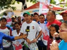 El alcalde Gustavo Muñiz invita a la población piarense a participar en las elecciones regionales este 16-D