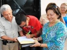 Nueva vivienda entrega Alcaldía de Piar a familia de escasos recursos