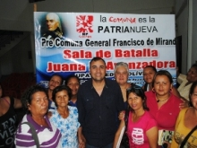 Consejos comunales sostienen encuentro con el alcalde Muñiz