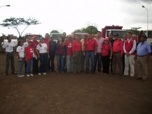 Gustavo Muñiz, anunció la creación de la Corporación Socialista de Obras Públicas y Servicios, para seguir prestando un mejor servicio a nuestra ciudad.