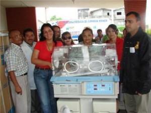 El gobierno nacional, regional y el local, aunaron esfuerzos para dotar al Hospital de Upata.