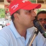 Alcalde de Piar Gustavo Muñiz busca mejorar los niveles de rendimiento de producción de alimentos.