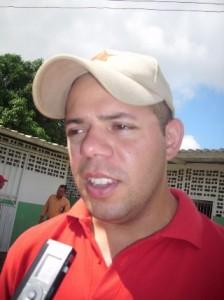 Antonio Delfino, director de Ingeniería Municipal y Regulación Urbana de la Alcaldía de Piar.