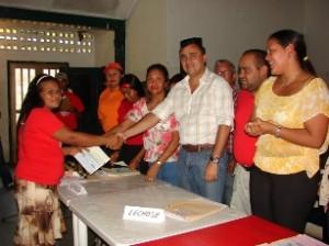 Favorecidos pequeños productores agrícolas de El Pao con 83 créditos