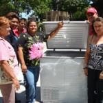 La gestión del alcalde Gustavo Muñiz, dignifica a familias piarenses.