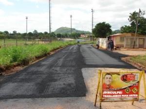 Gestión del alcalde Muñiz recupera las calles de Upata.