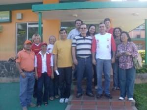 La delegación brasilera se reunirá hoy lunes con productores y comerciantes piarenses.