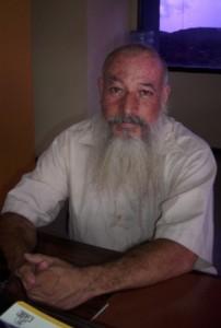 Luis Reyes, presidente del Instituto Municipal para la Cultura en Piar.