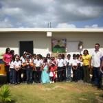 Alcaldía inaugura 2 aulas en la Escuela Esther María Fernández de Upata