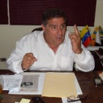 : La reunión de trabajo fue encabezada por el Dr. Bernabé Pérez Castaño, director municipal de Seguridad Ciudadana de la Alcaldía del Municipio Piar.