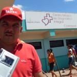 Arsenio González, voceros del PSUV en el municipio Piar y Director General de La Alcaldia del Municipio Piar
