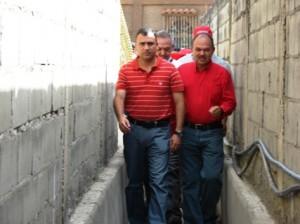 El alcalde Muñiz solucionó un problema de vieja data.