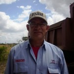 Luis Lanz representante de la Alcaldía de Piar en sectores agrícolas