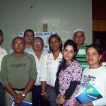 Nuevos médicos llegaron a la Parroquia El Pao.