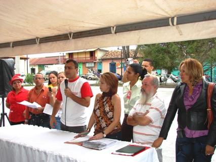 Alcalde Muñiz beneficia a las parroquias Upata, El Pao y El Manteco