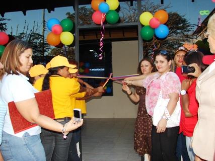 El cafetín del Parque Alejandro Otero fue inaugurado
