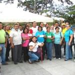 El alcalde Gustavo Muñiz hace entrega de recursos a escuelas de Piar