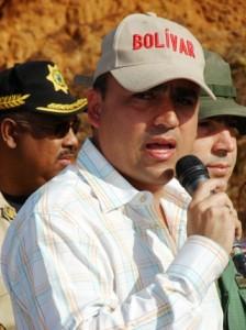 El alcalde Gustavo Muñiz activo Plan de Seguridad en el Municipio Piar