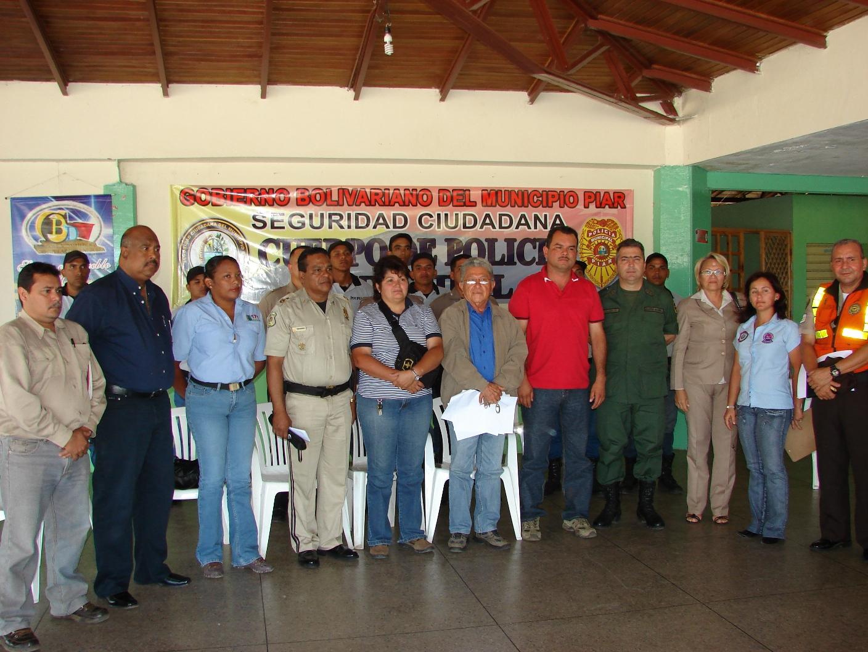 Organismos de Seguridad calificaron positivo Plan de Seguridad Carnaval 2010