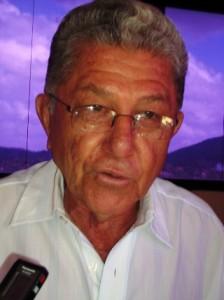 Jesús Figuera, director de Seguridad Ciudadana de la Alcaldía de Piar