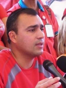 Alcalde Muñiz despachará desde a Parroquia El Pao