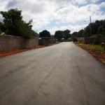 La calle 5 de Julio de Sierra III fue asfaltada