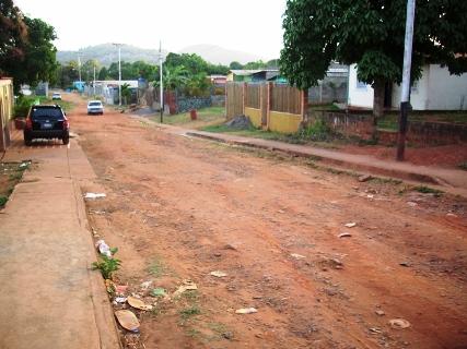 Los vecinos esperaban el asfaltado hace más de 10 años