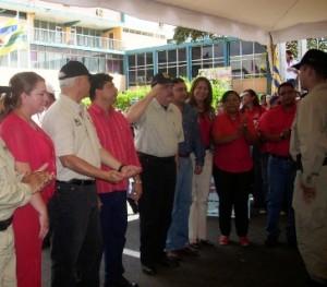 Alcaldes del Sur manifestaron agradecimientos al Gobernador por el aporte
