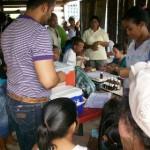 Misión Barrio Adentro atendió a más de 300 personas entre niños y adultos