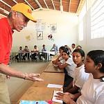Habitantes de Mina Abajo, Primera Agua y Sierra El Pao ahora cuentan con infraestructuras de primera calidad para que sus niños, niñas y adolescentes reciban clases de manera digna.